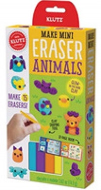 MAKE MINI ERASER ANIMALS