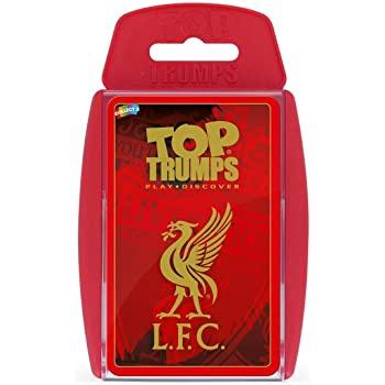 TOP TRUMPS ARSENAL FC EVERGREEN