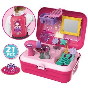 DRESSER BACK PACK PLAY SET