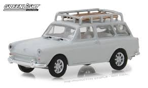 Greenlight #29910-D 1/64 1968 VW Type 3 Squareback