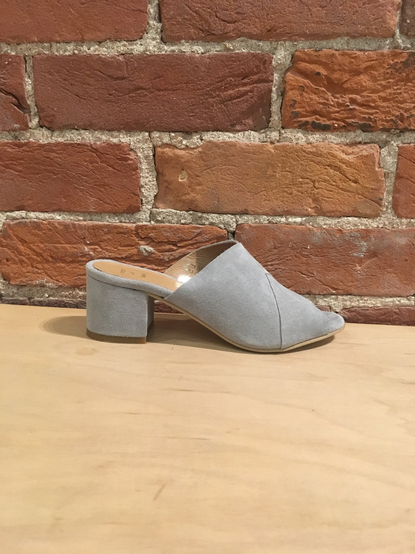 SHOE THE BEAR - MARRY S IN LIGHT GREY