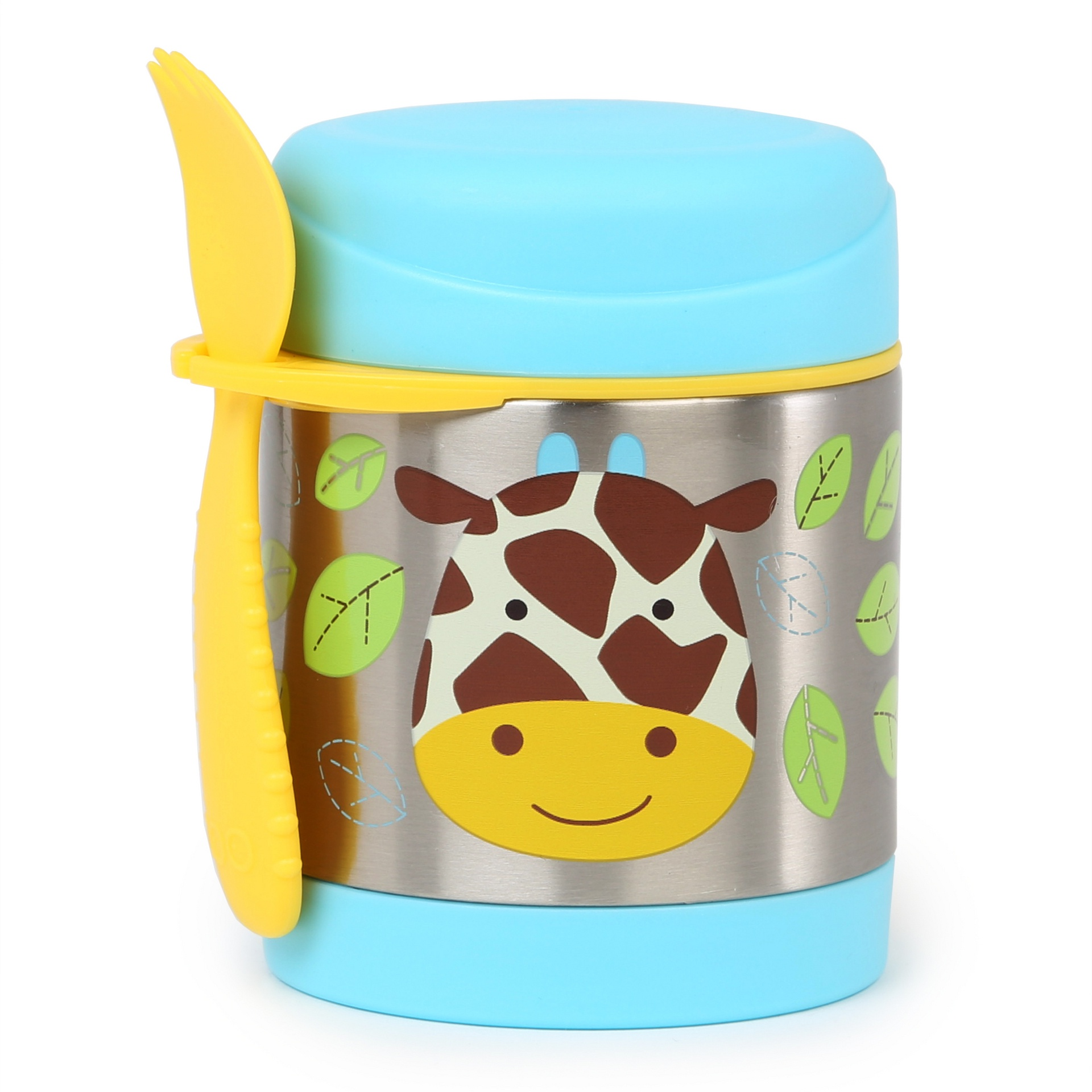 Skip Hop Zoo Insulated Container, Giraffe, One size