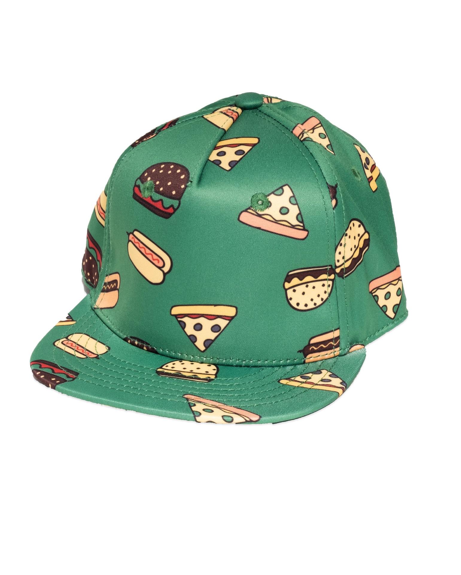 BOB Hip Hop Takeout Green Cap