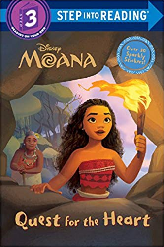 MOANA QUEST FOR THE HEART LV3 (PB)