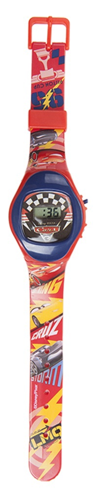 CARS 3 DIGITAL SPORT WATCH