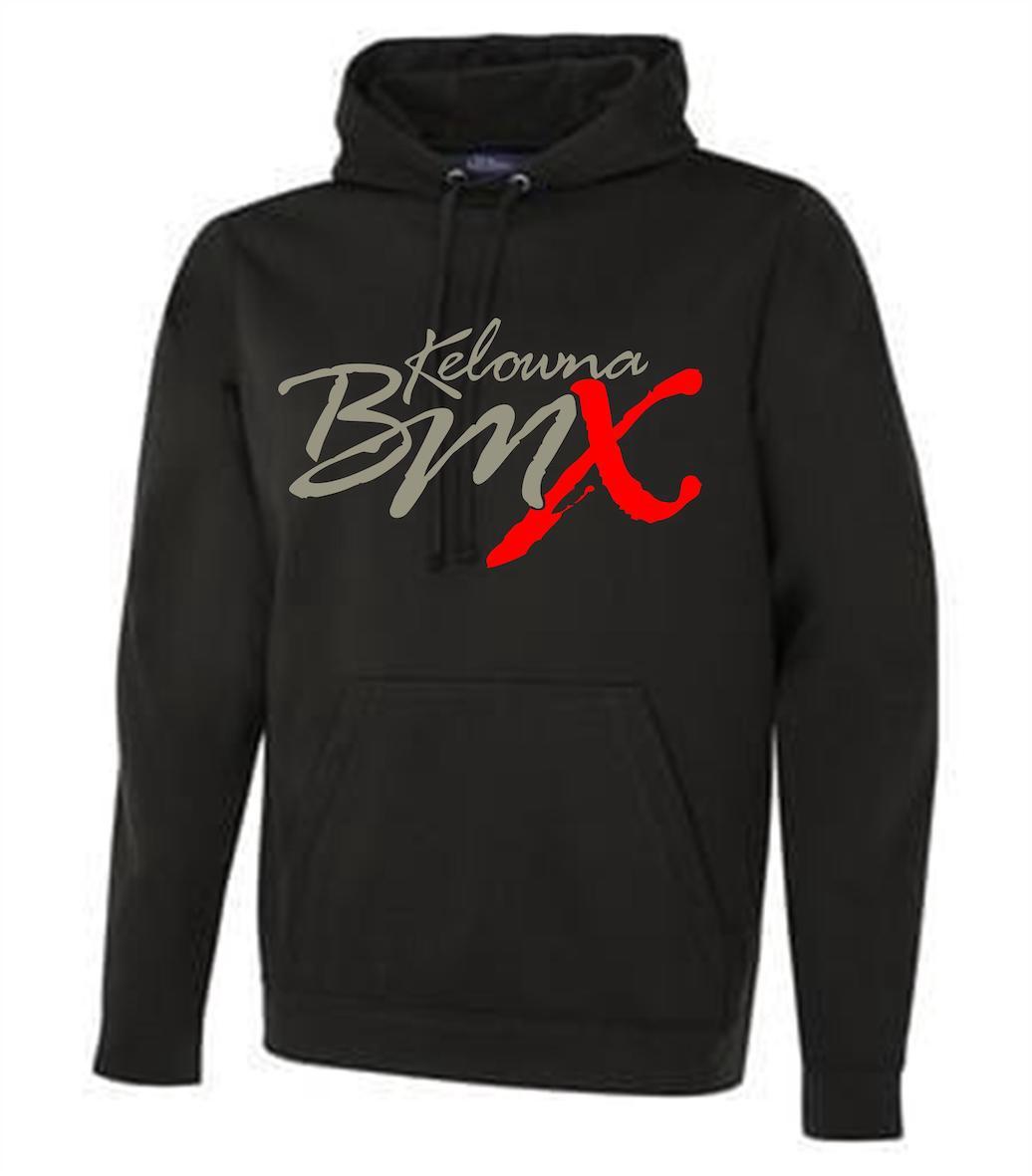 Kelowna BMX Fleece Pullover Hoody