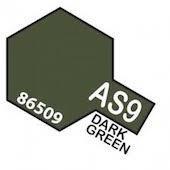 Tamiya Colour Spray Paint #86509 AS-9 Dark Green