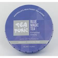 BLUE MAGIC TEA TRAVEL TIN