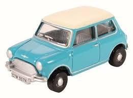 Oxford #76MN008 1/76 Austin Mini Cooper