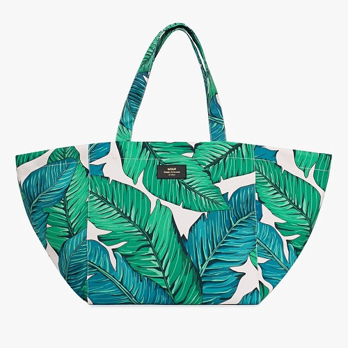 Wouf Tote | Tropical