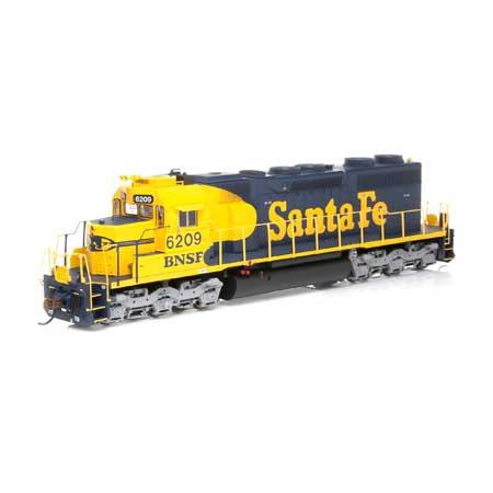 Athearn #ATH71577 EMD SD39 Burlington Northern Santa Fe