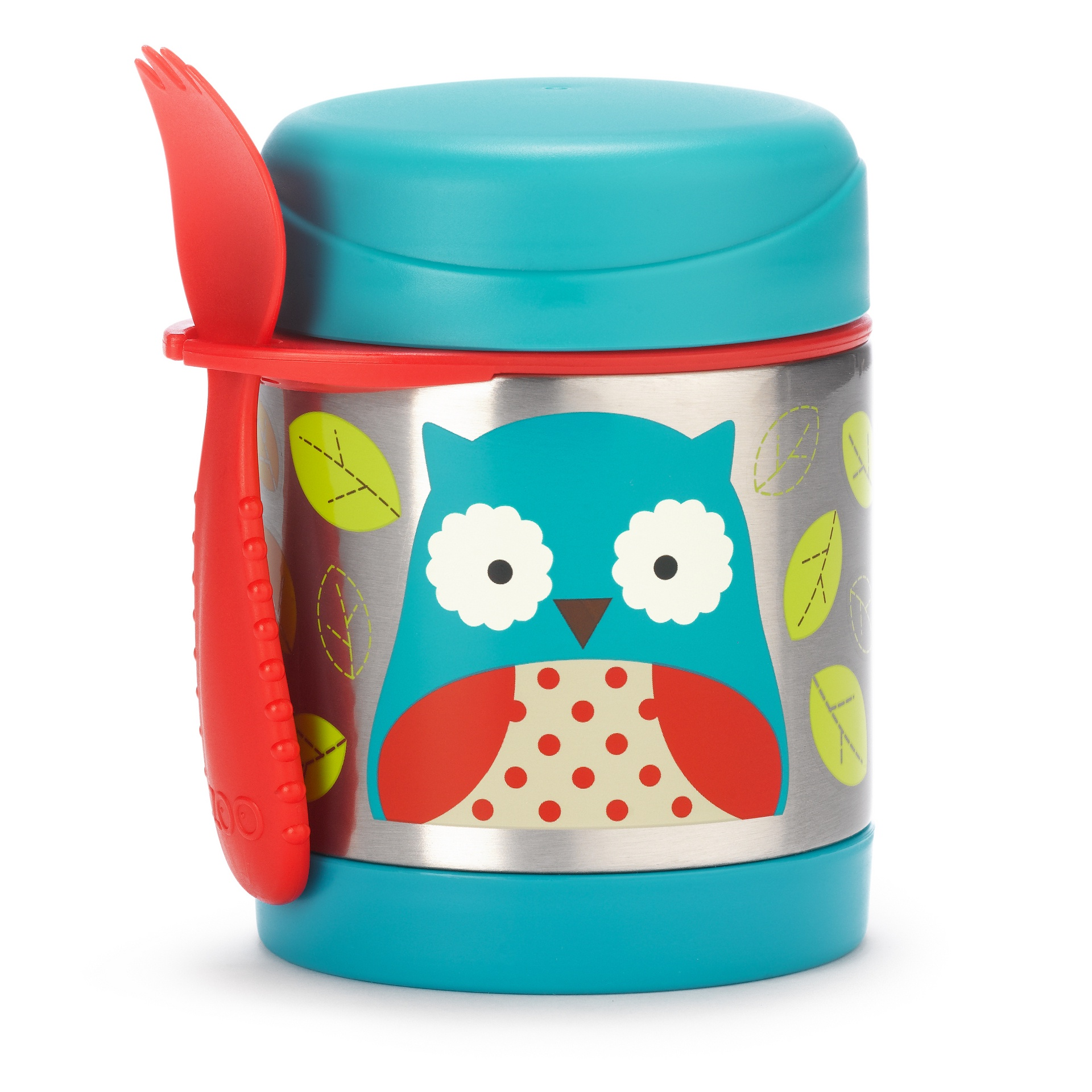 Skip Hop Zoo Insulated Container, Owl, One size