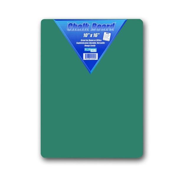 X FPI 10102 CHALK BOARD 10 X 16 GREEN