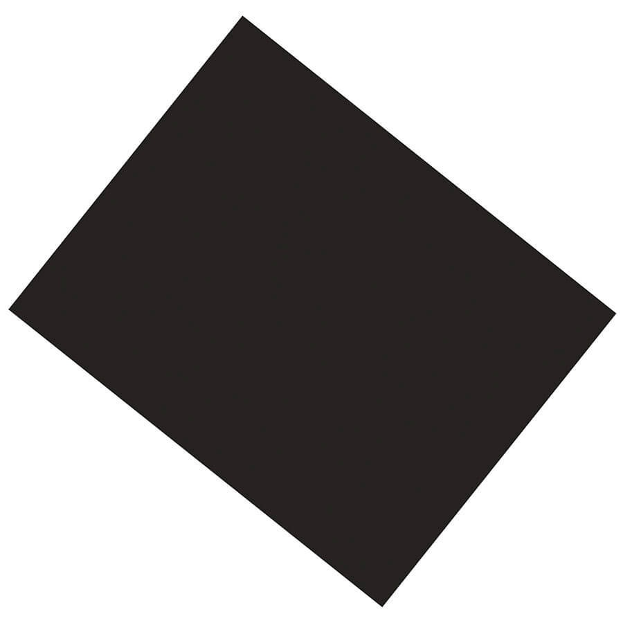 PA 5394-1 COATED POSTER BOARD BLACK