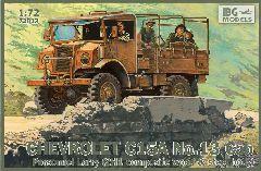 IBG Models #72013 Chevrolet C15A No.13 Cab
