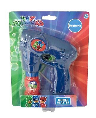 PJ MASKS BUBBLE BLASTER
