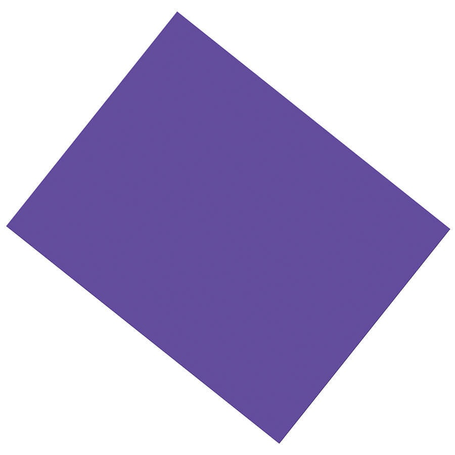 XPA 54481 POSTER BOARD PURPLE