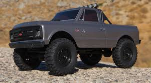 Axial #AX100001T2 SCX24 1967 Chevrolet C10 RTR