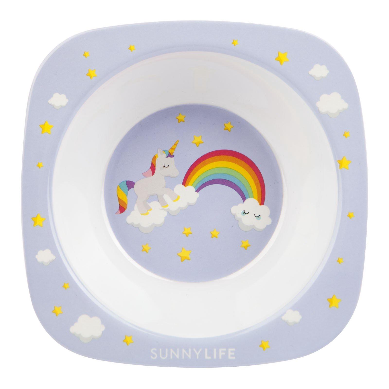 Sunny Life Kids Bowl Unicorn