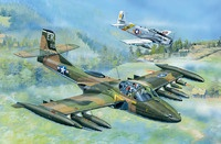 Trumpeter #02888 1/48 A-37A Dragonfly