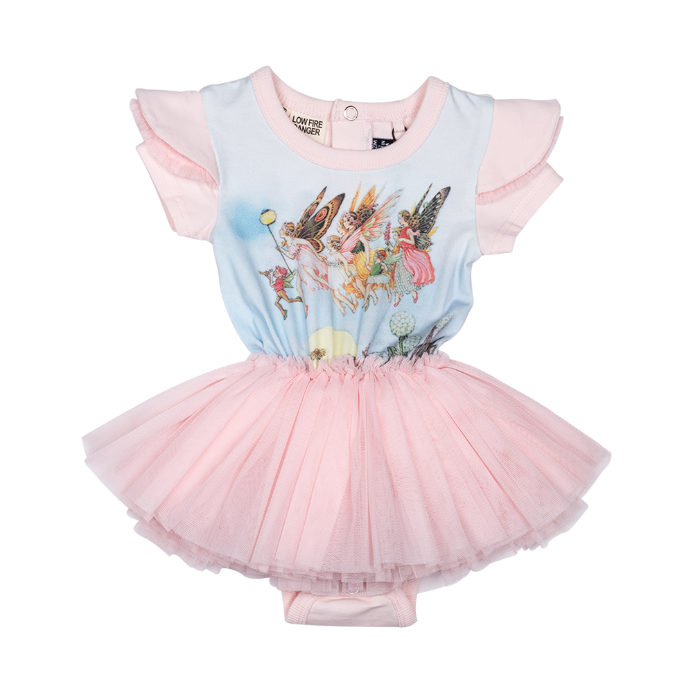 RYB Moonlight Fairies Baby Circus Dress