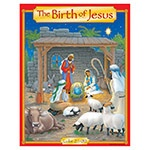 T 38705 THE BIRTH OF JESUS CHART