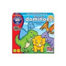 DINOSAUR DOMINOES MINI GAMES