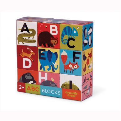 ABC BLOCKS 9 PCS