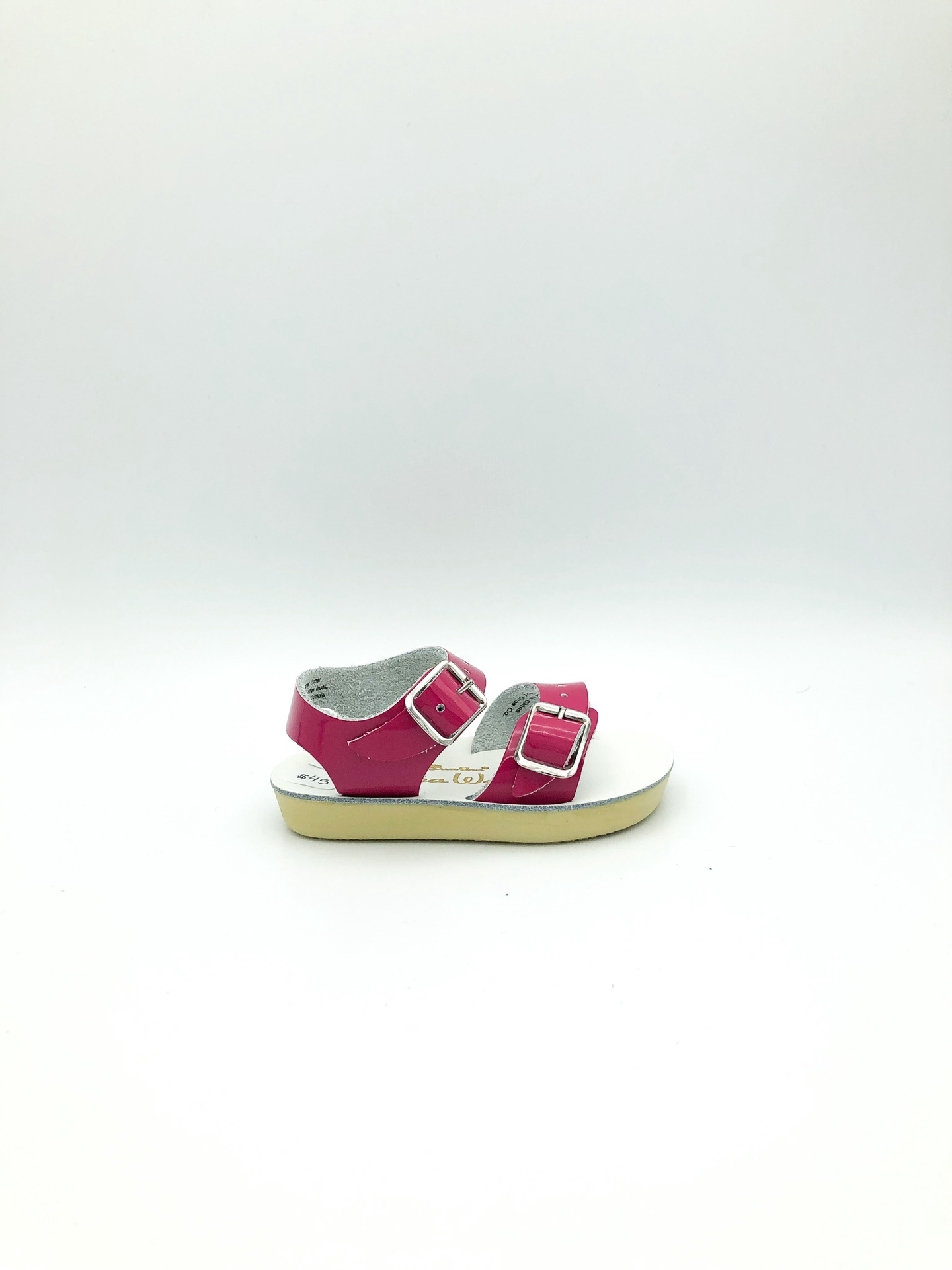SALT WATER SANDALS - SEA WEES IN FUCHSIA (INFANT 1-3)