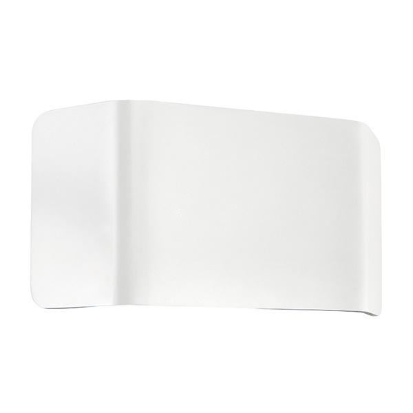 Verona 1lt wall 9W warm white - matt white