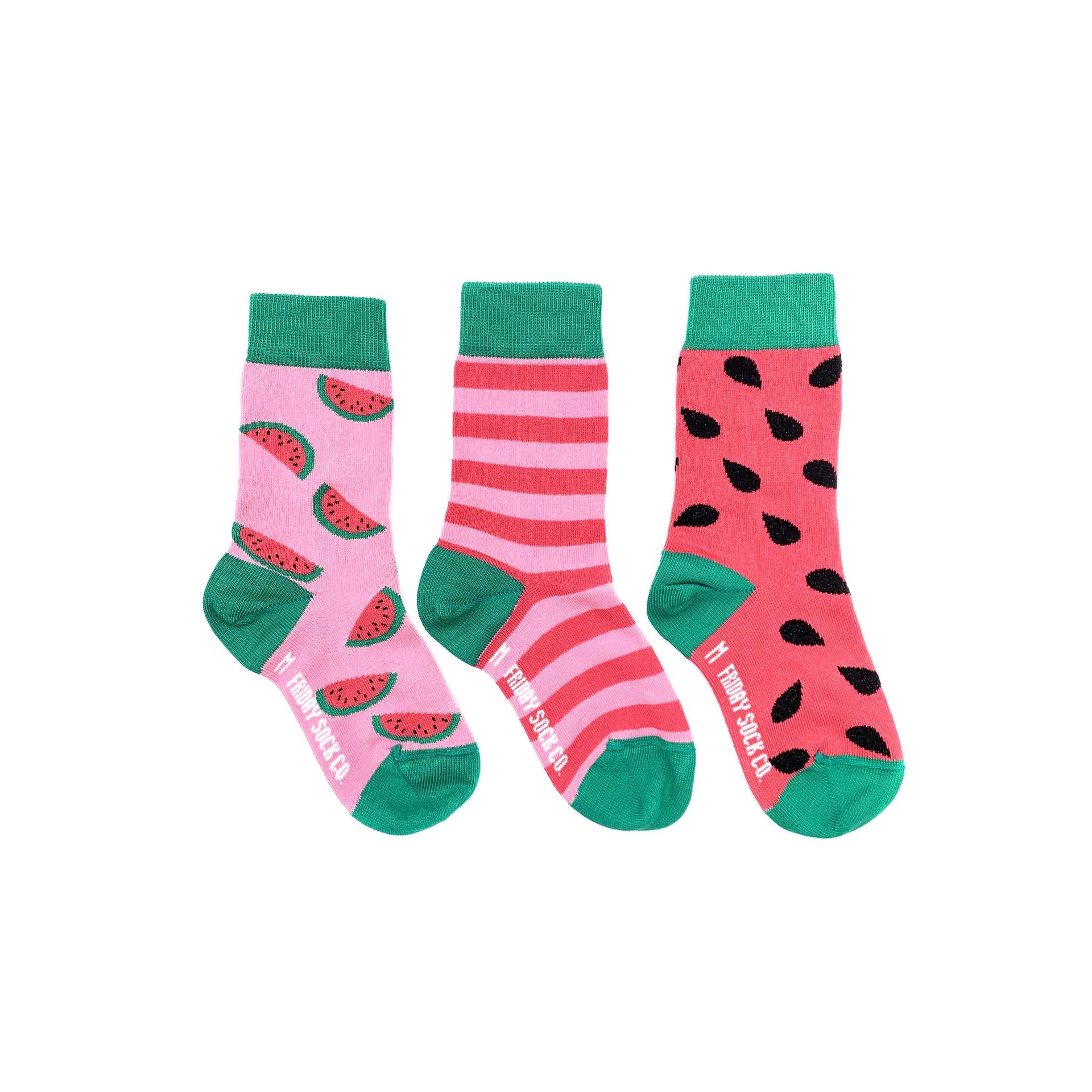 Kid's Watermelon Socks