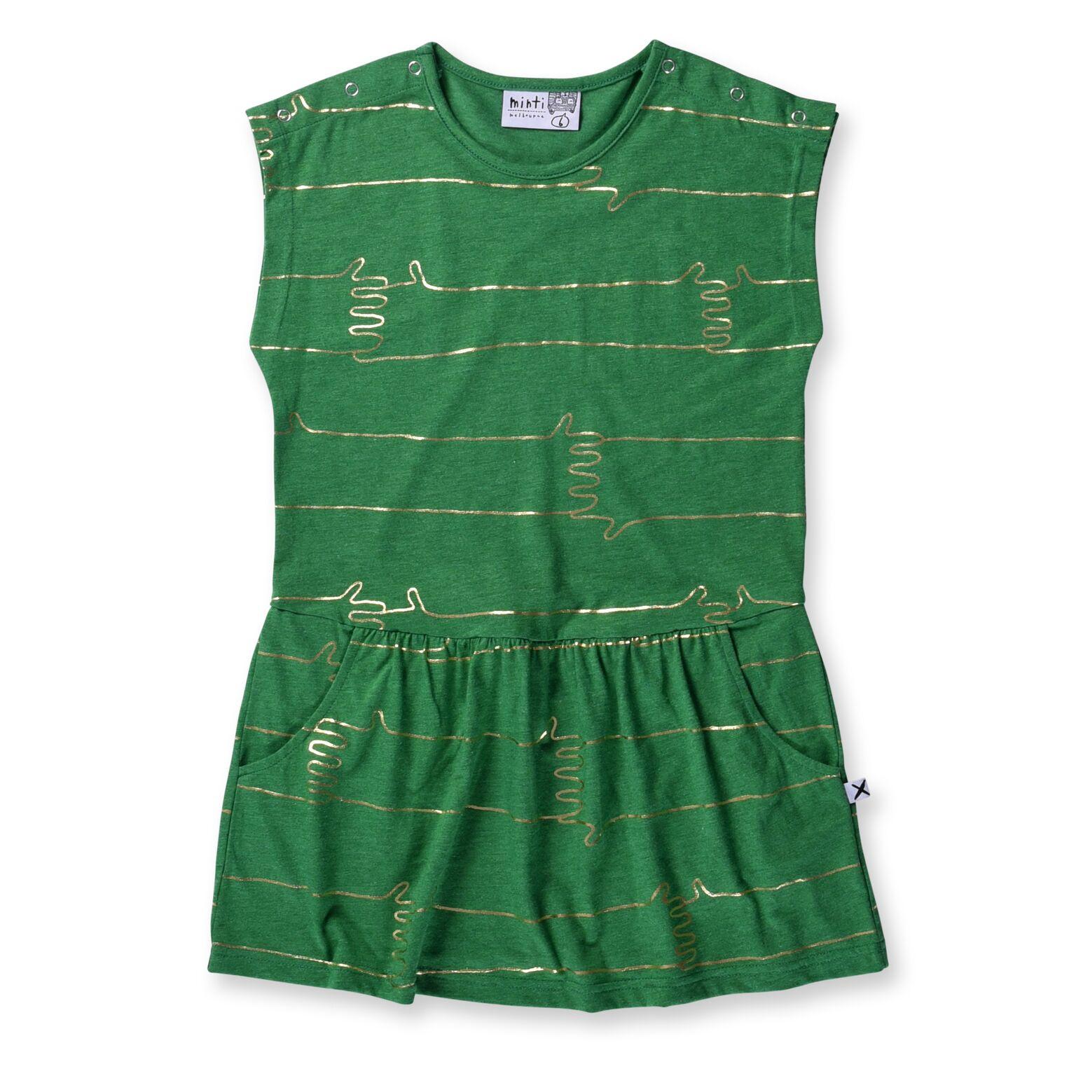 Minti Friends Domed Up Dress