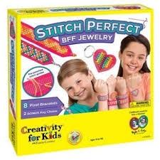 STITCH PERFECT BFF JEWELRY