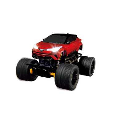 1:28 TOYOTA DIRT MAXX ADVANCE