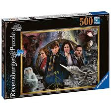 HARRY POTTER FANTASTIC BEASTS 500 PCS