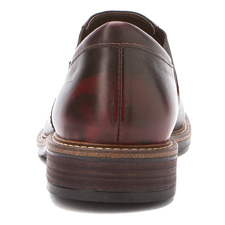 f4ff01f61aeba9 Naot Men s Director - Volcanic Red Leather