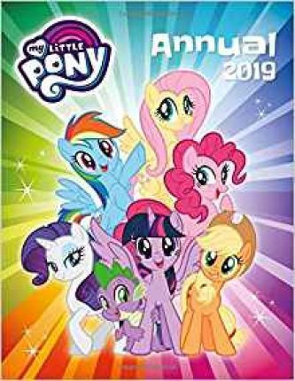 MY LITTLE PONY ANNUAL 2019 (HB)