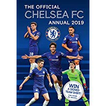 OFFICIAL CHELSEA FC ANNUAL 2019 (HB)