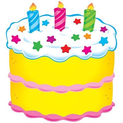 T 10092 BIRTHDAY CAKE CUTOUT