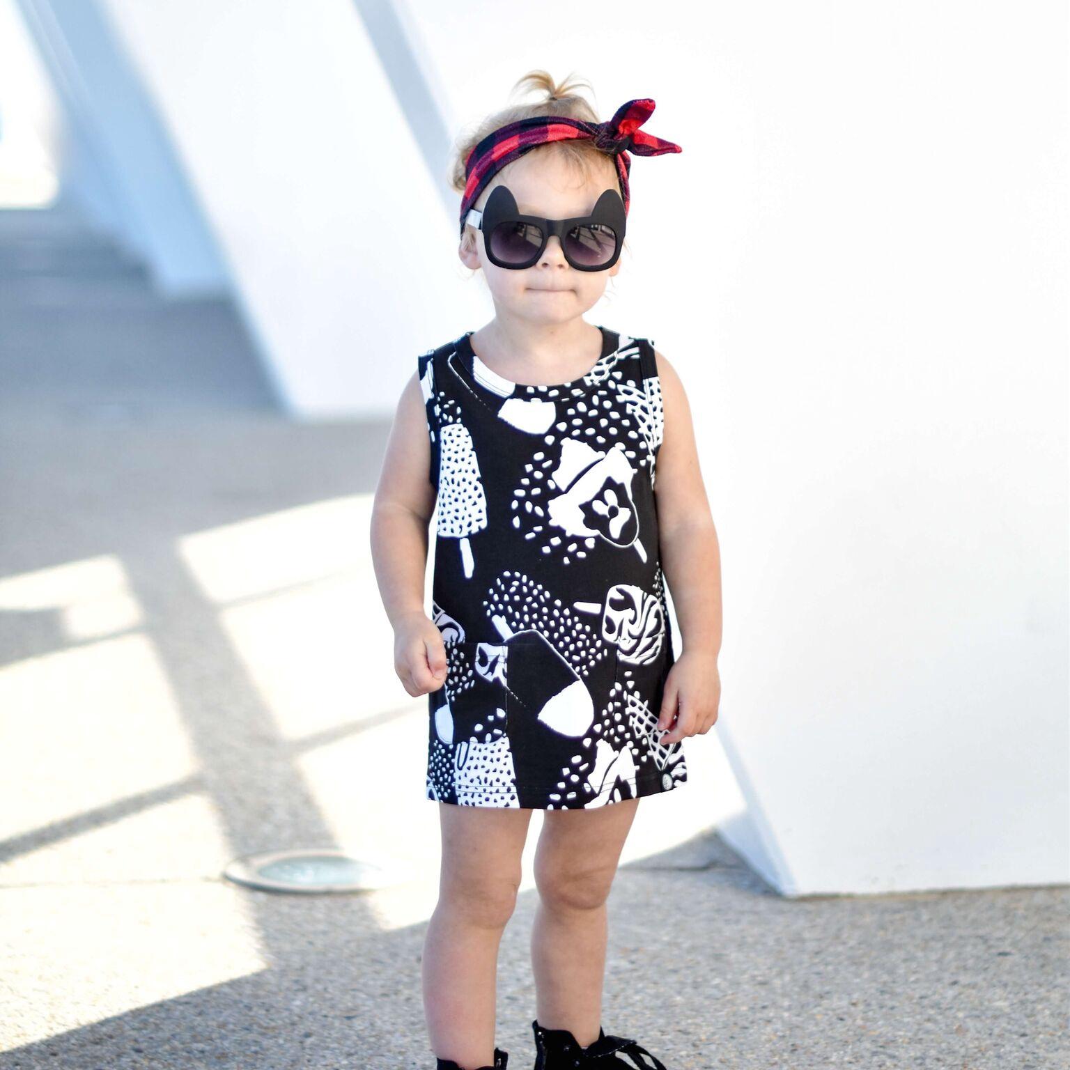 Little Lords Aussie Creams Dress
