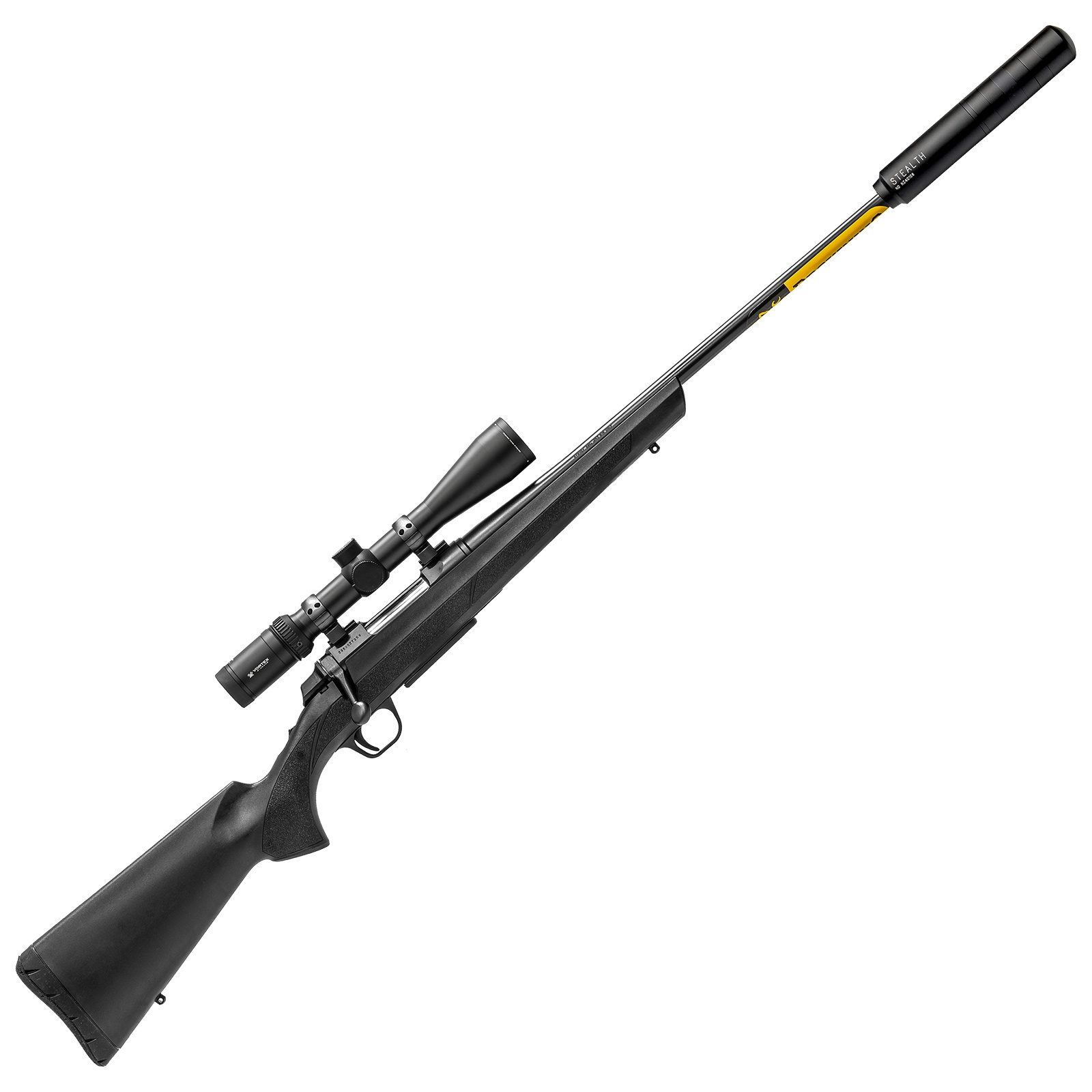 bf767f71bcf Browning AB3 Composite Stalker 300 Win Mag + Viper HS 4-16x44 + ...