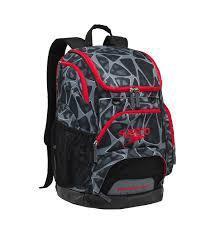 35L USA Teamster Backpack Cage Black