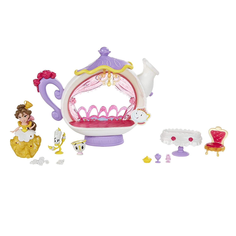 DISNEY PRINCESS LITTLE KINGDOM BELLE'S ENCHANTED DINING ROOM