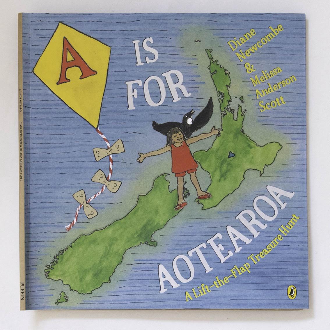 A is for Aotearoa