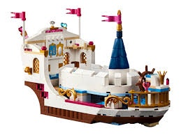 ARIEL'S ROYAL CELEBRATION BOAT