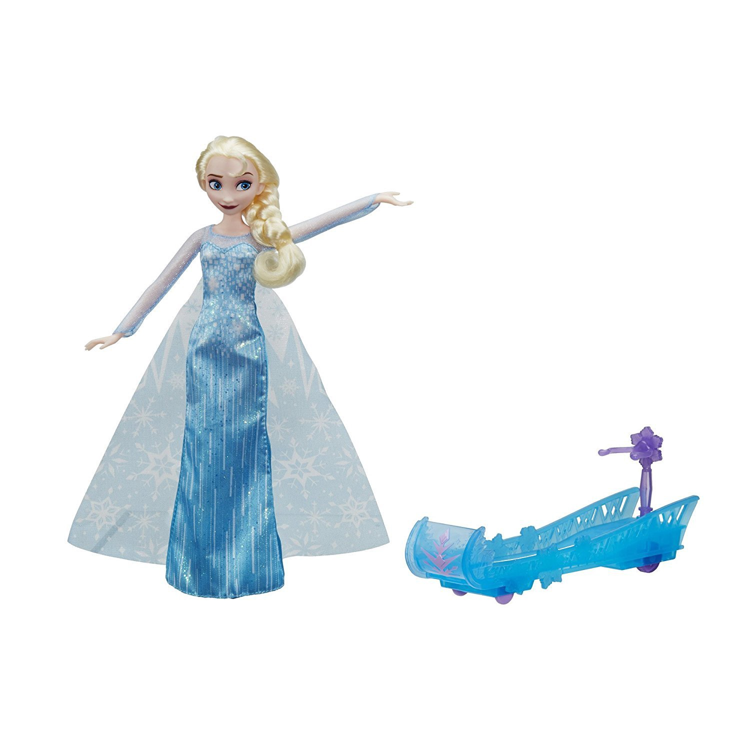 DISNEY FROZEN ELSA'S SLEDDING ADVENTURES