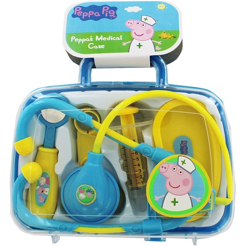 PEPPA'S MEDICAL CASE