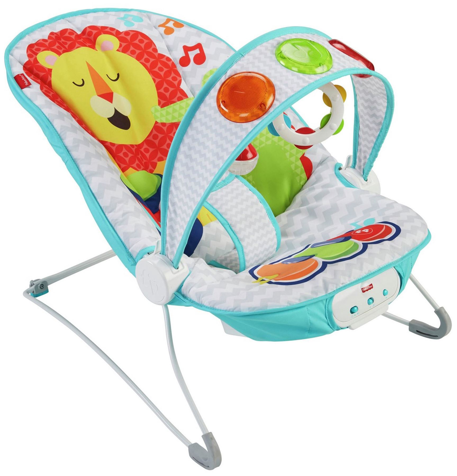 KICK N PLAY MUSIC BOUNCER