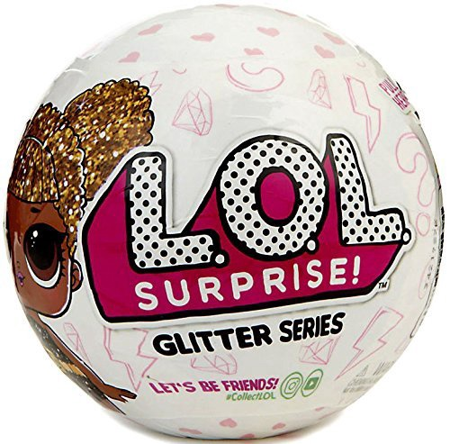 L.O.L SURPRISE TOTS BALL GLITTER SERIES