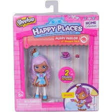 SHOPKINS HAPPY PLACES PARTY PARLOR SERIES 1